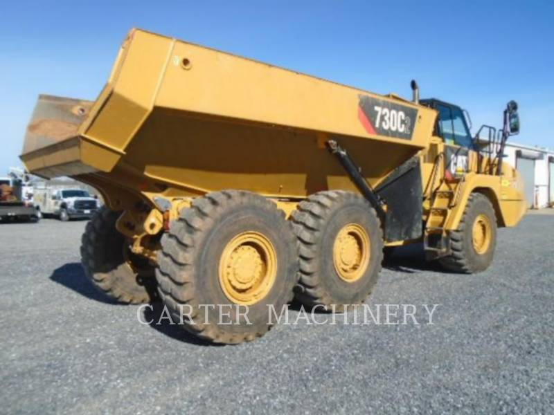 CATERPILLAR TOMBEREAUX ARTICULÉS 730C2 equipment  photo 3