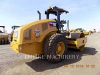 CATERPILLAR VIBRATORY SINGLE DRUM SMOOTH CS56B equipment  photo 2