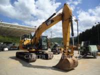Equipment photo CATERPILLAR 320ELRR KETTEN-HYDRAULIKBAGGER 1