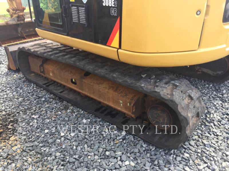 CATERPILLAR TRACK EXCAVATORS 308E2CRSB equipment  photo 11