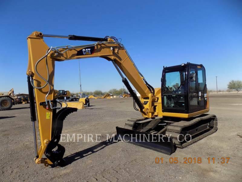 CATERPILLAR TRACK EXCAVATORS 308E2 SB equipment  photo 4