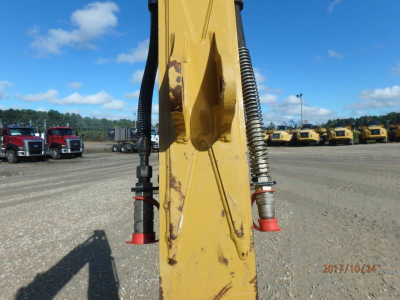 CATERPILLAR KETTEN-HYDRAULIKBAGGER 305E2CR equipment  photo 19
