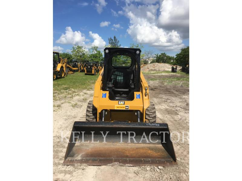 CATERPILLAR MINICARREGADEIRAS 236 D equipment  photo 8