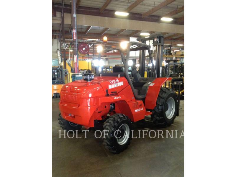 K-D MANITOU INC. FORKLIFTS M30-4T equipment  photo 2