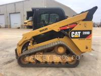 CATERPILLAR CHARGEURS COMPACTS RIGIDES 289D HF equipment  photo 1
