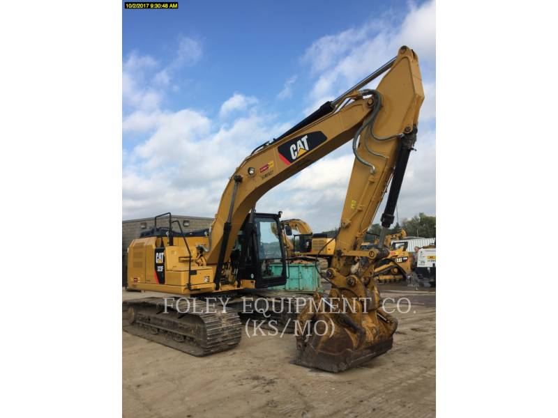 CATERPILLAR EXCAVADORAS DE CADENAS 323FL9 equipment  photo 2