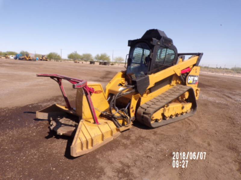 CATERPILLAR CHARGEURS TOUT TERRAIN 299DXHP equipment  photo 1