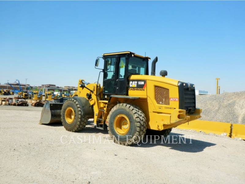 CATERPILLAR INDUSTRIELADER 930K equipment  photo 3