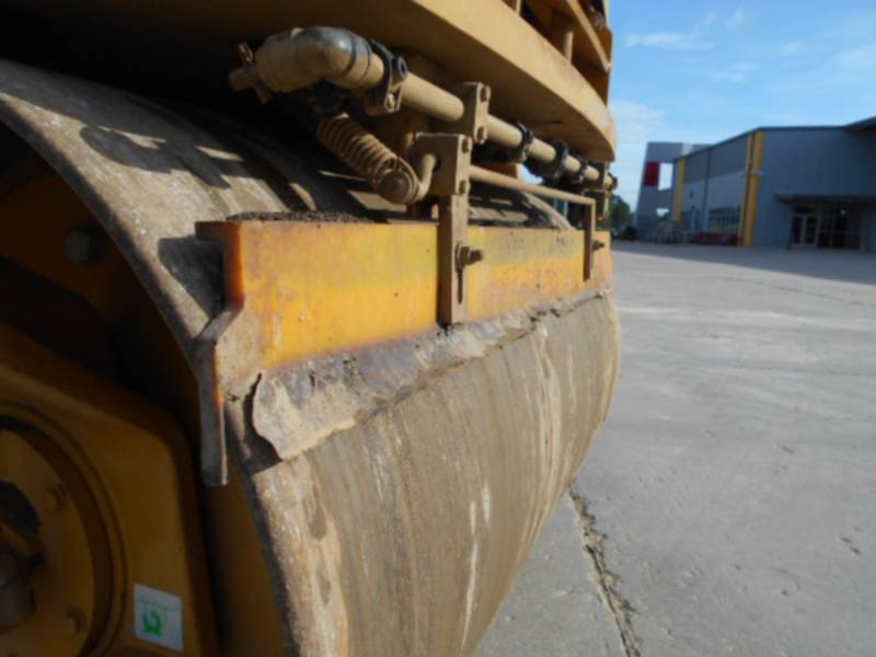 CATERPILLAR COMBINATION ROLLERS CC34 equipment  photo 11