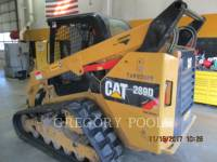 Caterpillar ÎNCĂRCĂTOARE PENTRU TEREN ACCIDENTAT 289D equipment  photo 5