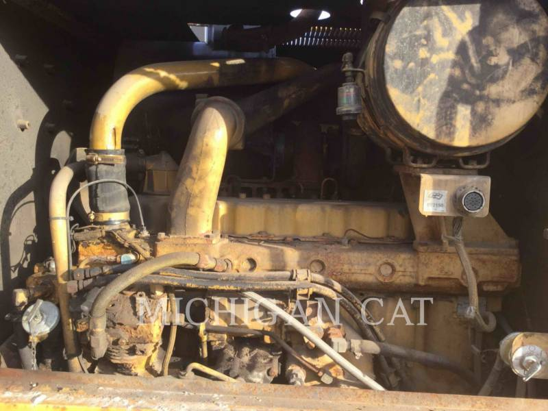 CATERPILLAR MOTOR GRADERS 140HNA equipment  photo 10