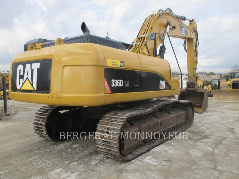 CATERPILLAR KOPARKI GĄSIENICOWE 336D equipment  photo 6