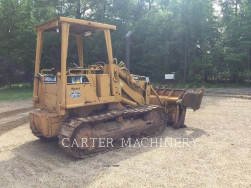 CATERPILLAR CARGADORES DE CADENAS 939C equipment  photo 2