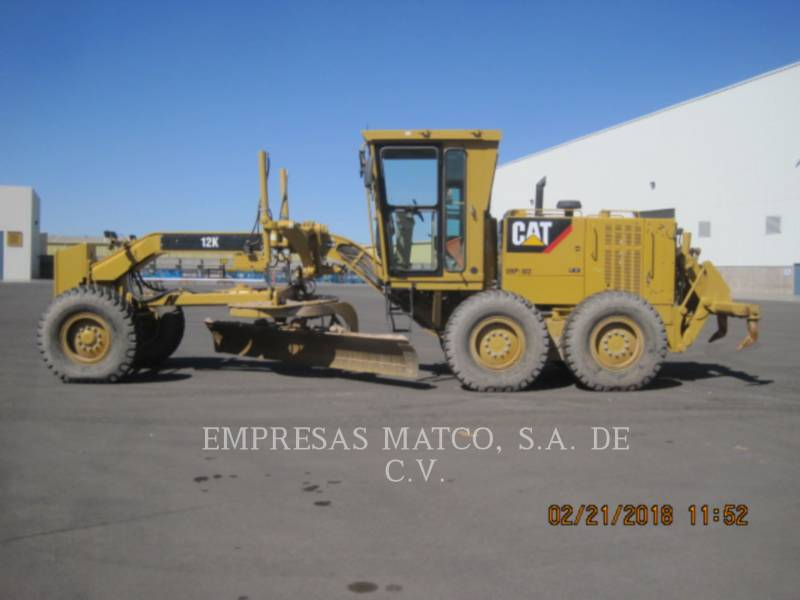 CATERPILLAR MOTOR GRADERS 12 K equipment  photo 1