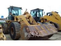 Equipment photo CATERPILLAR 938GII PÁ-CARREGADEIRAS DE RODAS/ PORTA-FERRAMENTAS INTEGRADO 1
