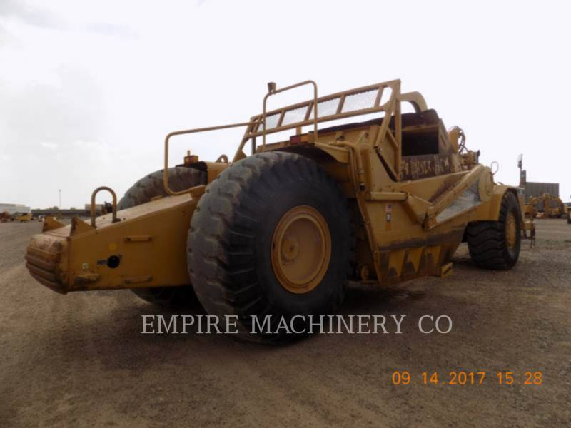 Caterpillar TRACTOARE-SCREPERE CU ROŢI 631G equipment  photo 2