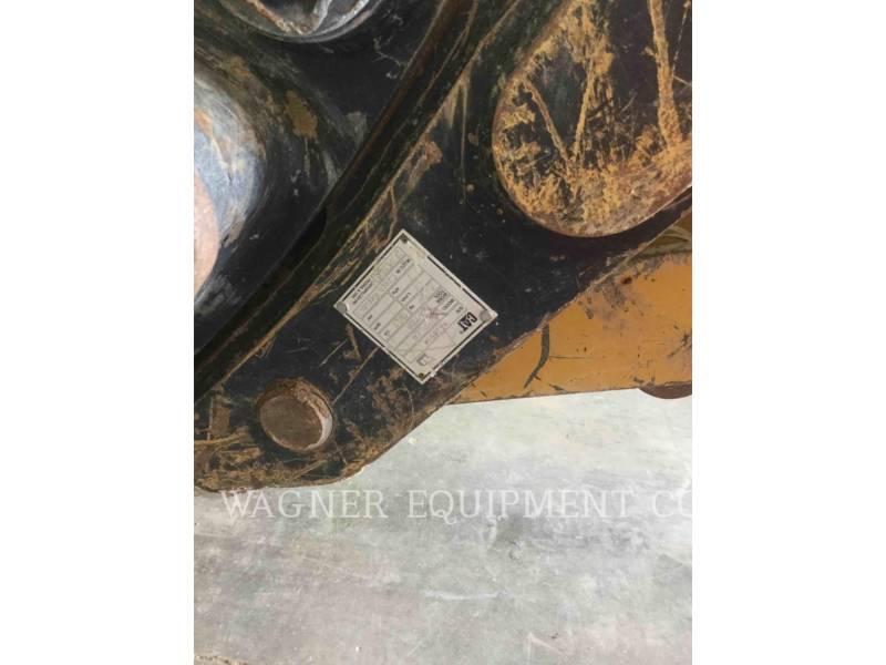 CATERPILLAR BACKHOE LOADERS 420F 4WDE equipment  photo 13