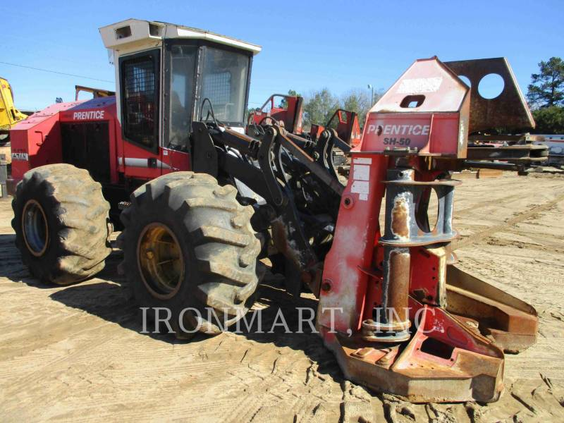 PRENTICE FORESTAL - TALADORES APILADORES - DE RUEDAS 2470 equipment  photo 2