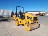 Equipment photo CATERPILLAR CB34BLRC TANDEMOWY WALEC WIBRACYJNY DO ASFALTU (STAL-STAL) 1