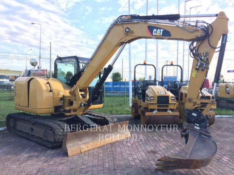 CATERPILLAR TRACK EXCAVATORS 308ECRSB equipment  photo 3