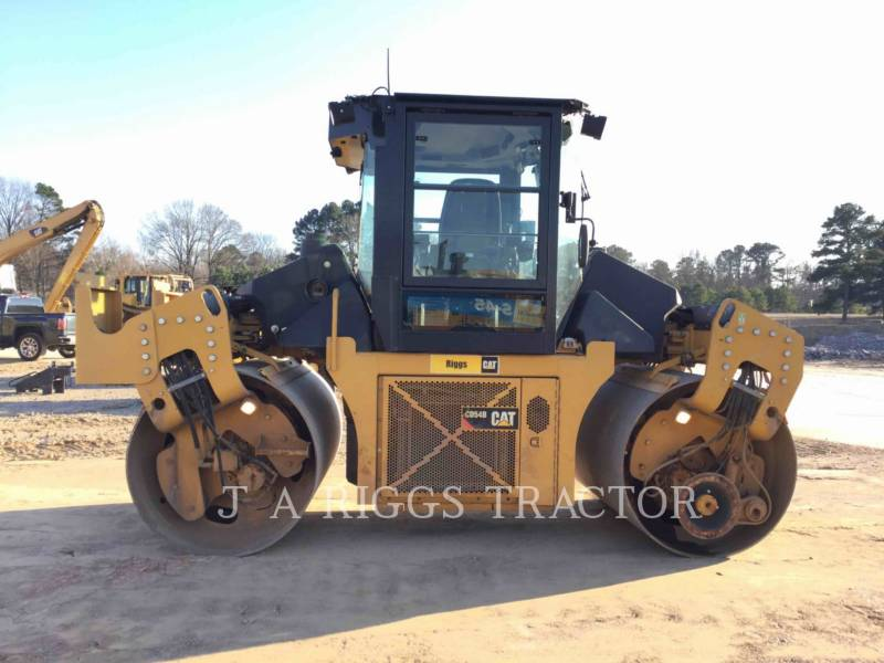 CATERPILLAR COMPACTADORES CD54B equipment  photo 9