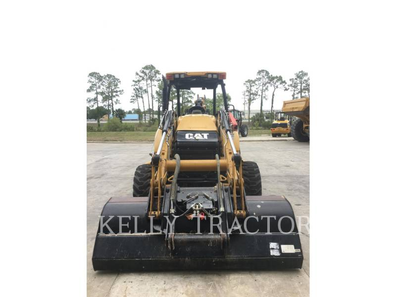 CATERPILLAR RETROESCAVADEIRAS 420FIT equipment  photo 8
