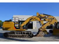 CATERPILLAR KETTEN-HYDRAULIKBAGGER 324EL equipment  photo 2