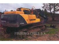 VOLVO TRACK EXCAVATORS EC210B LC equipment  photo 3
