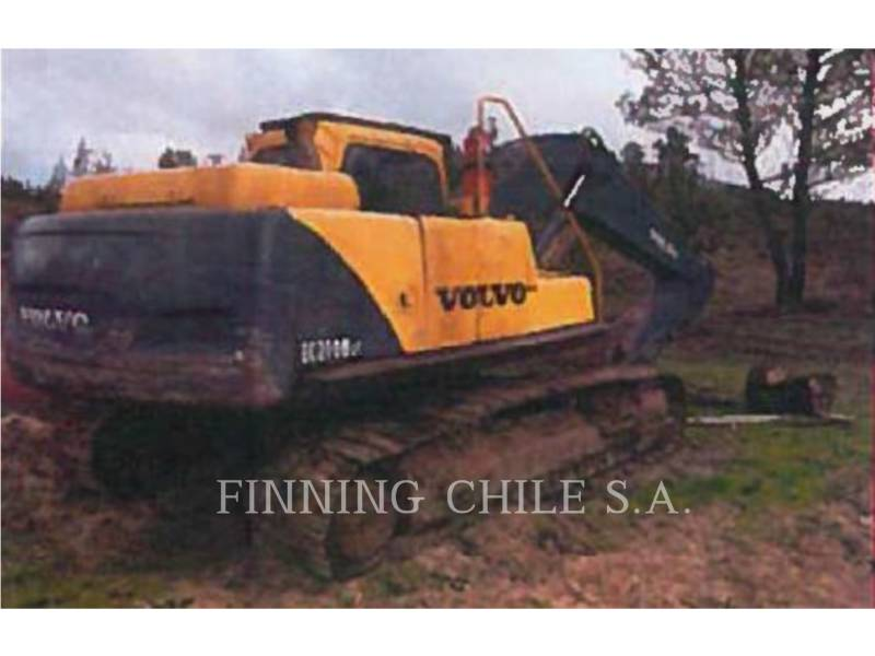 VOLVO PELLES SUR CHAINES EC210B LC equipment  photo 3