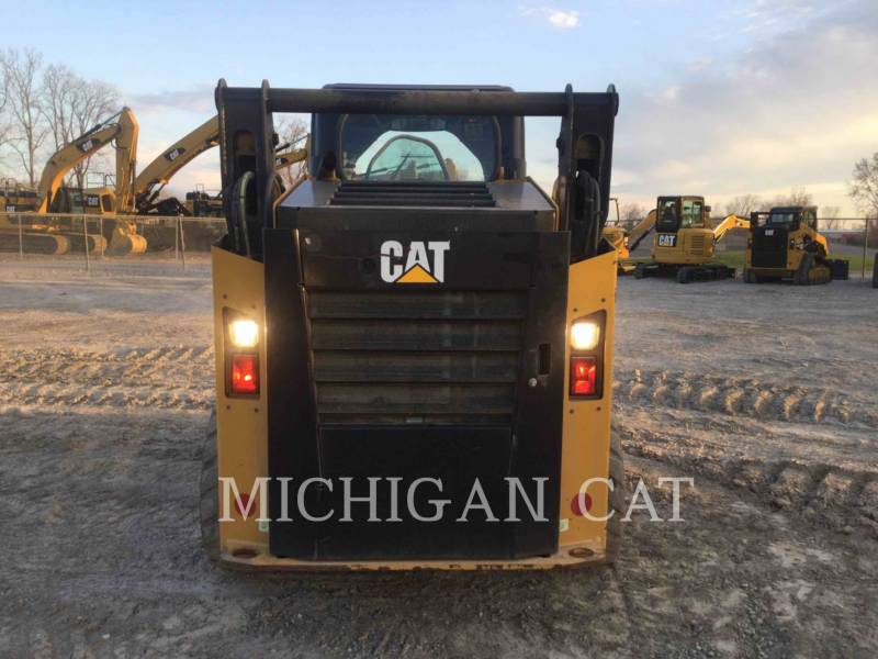 CATERPILLAR MINICARGADORAS 242D C equipment  photo 5