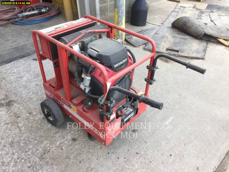 MULTIQUIP PORTABLE GENERATOR SETS (OBS) GA97HEA equipment  photo 1