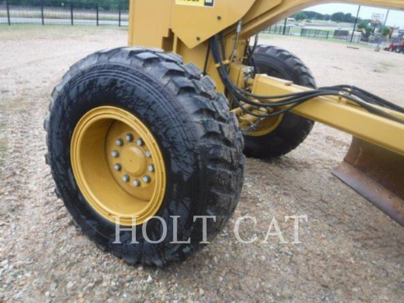 CATERPILLAR MOTONIVELADORAS 140M2 equipment  photo 13