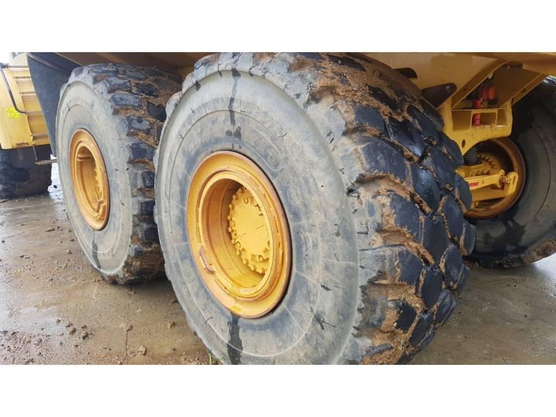 CATERPILLAR ARTICULATED TRUCKS 740EJ equipment  photo 9