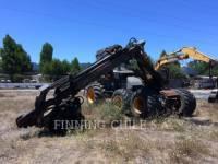 PONSSE FORESTRY - FELLER BUNCHERS - WHEEL ERGO HS16 equipment  photo 9