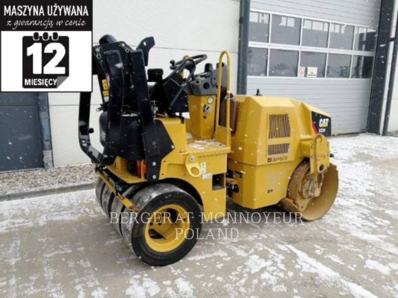 CATERPILLAR COMPACTEURS CC24 equipment  photo 1