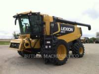 Equipment photo LEXION COMBINE 590R COMBINES 1