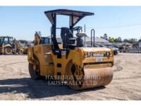 CATERPILLAR ROLO COMPACTADOR DE ASFALTO DUPLO TANDEM CB-434D equipment  photo 3