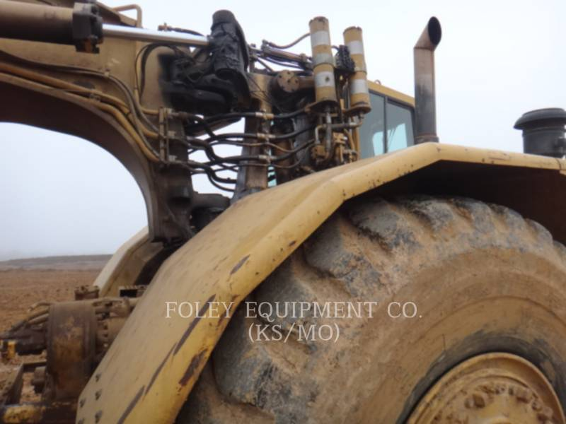 CATERPILLAR WHEEL TRACTOR SCRAPERS 631EII equipment  photo 9