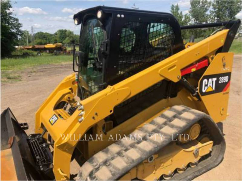 CATERPILLAR 多地形装载机 289D equipment  photo 5