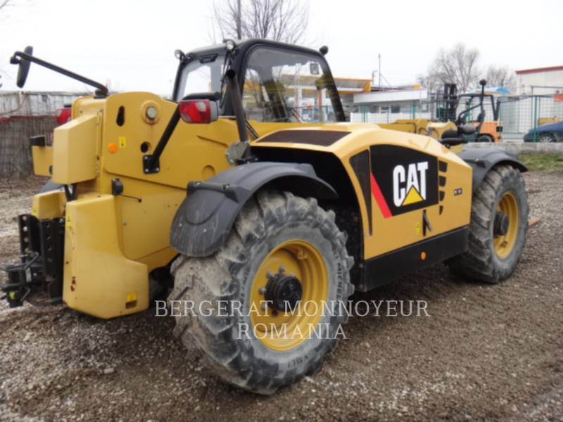 CATERPILLAR TELEHANDLER TH407 equipment  photo 4