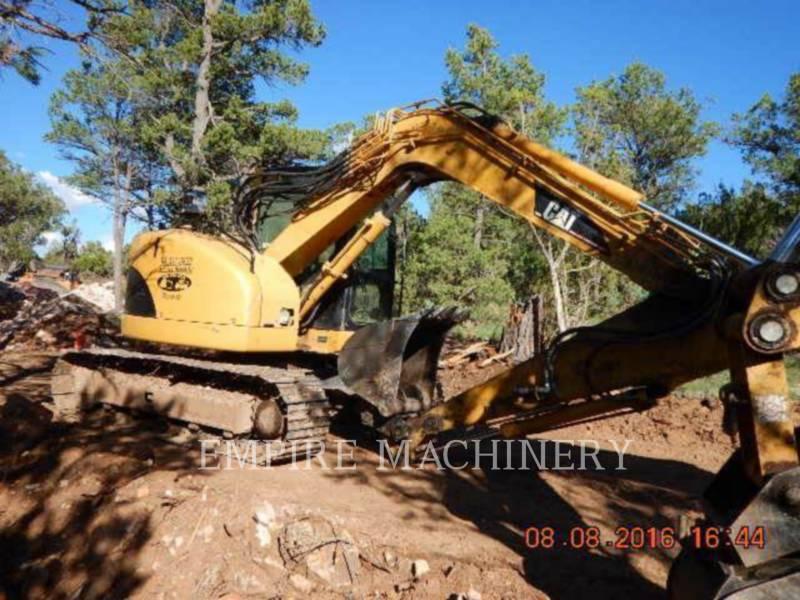 CATERPILLAR ESCAVATORI CINGOLATI 308CCR equipment  photo 4