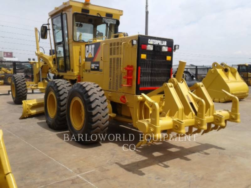 CATERPILLAR MOTOR GRADERS 140 K equipment  photo 5