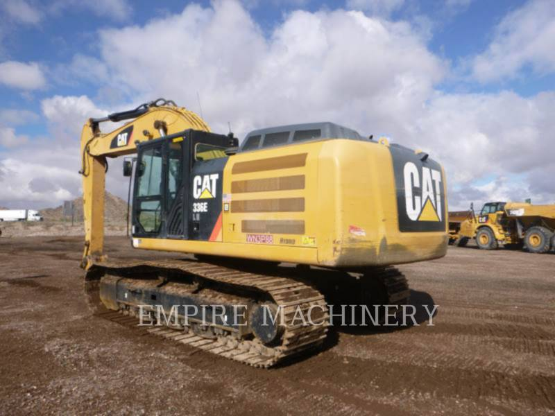 CATERPILLAR PELLES SUR CHAINES 336ELH equipment  photo 3