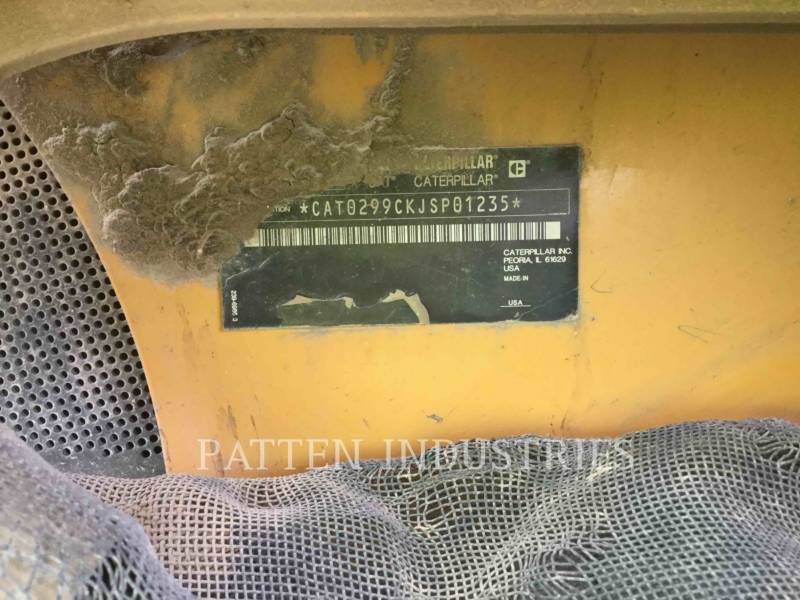 CATERPILLAR MISCELLANEOUS / OTHER EQUIPMENT 299C 2AIHX equipment  photo 9