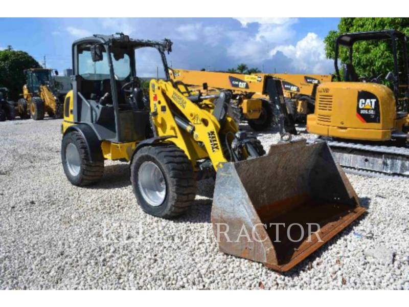 WACKER CORPORATION CARGADORES DE RUEDAS WL36 equipment  photo 1
