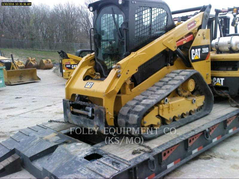 CATERPILLAR KOMPAKTLADER 289DSTD2CA equipment  photo 2