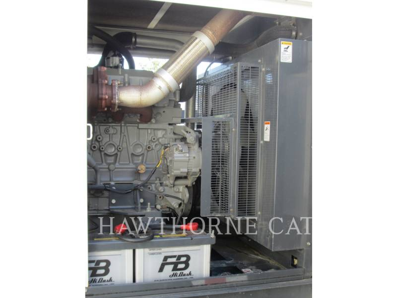 AIRMAN PORTABLE GENERATOR SETS (OBS) SDG150S equipment  photo 7