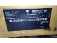 CATERPILLAR ESCAVATORI CINGOLATI 308DCRSB equipment  photo 9