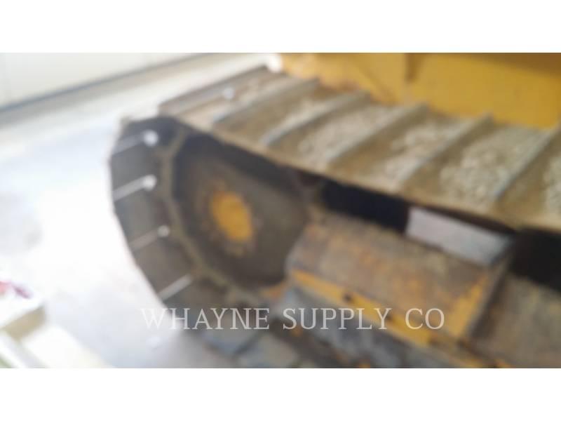 JOHN DEERE TRACK TYPE TRACTORS 650J LT equipment  photo 8
