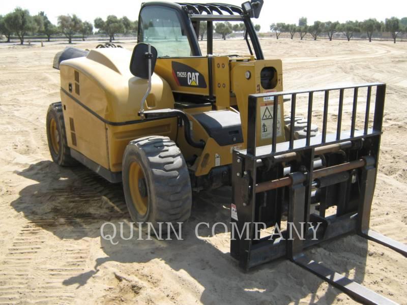 CATERPILLAR TELEHANDLER TH255 equipment  photo 1